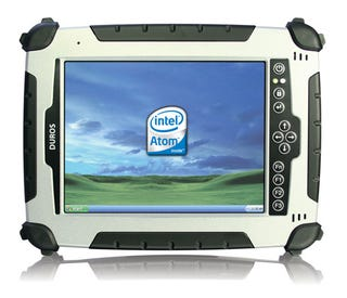 Illustration for article titled Duros 8404 Tablet Upgraded With Atom, Daylight-Viewable LCD