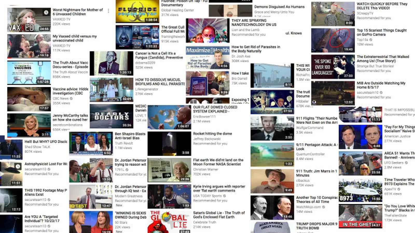 Cómo evitar que aparezcan los vídeos relacionados en YouTube