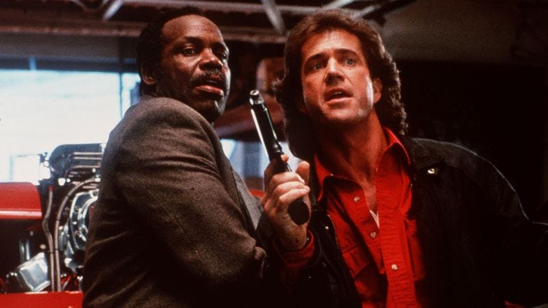 Danny Glover, Mel Gibson (Photo: Warner Bros.)