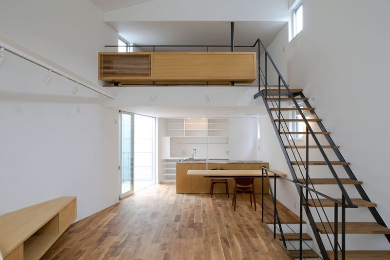 Small homes japanese design - Home design
