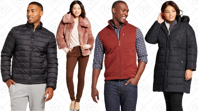 50% off winter outerwear and accessories | Target