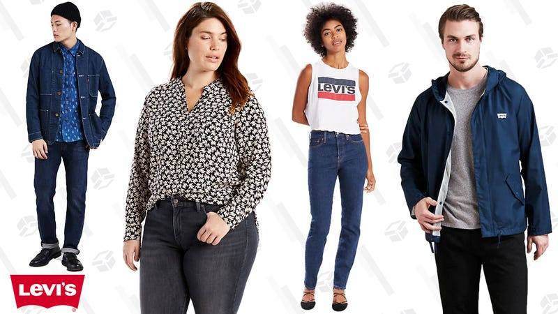 Extra 50% off sale styles | Levi's | Use code FLASH50