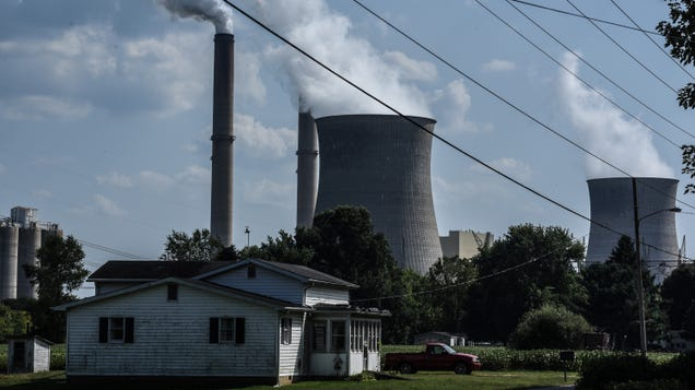 EPA to Ease Restrictions on How Coal Plants Store Toxic Waste: Report