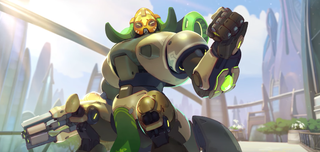 Illustration for article titled Overwatch's New Hero Is Orisa