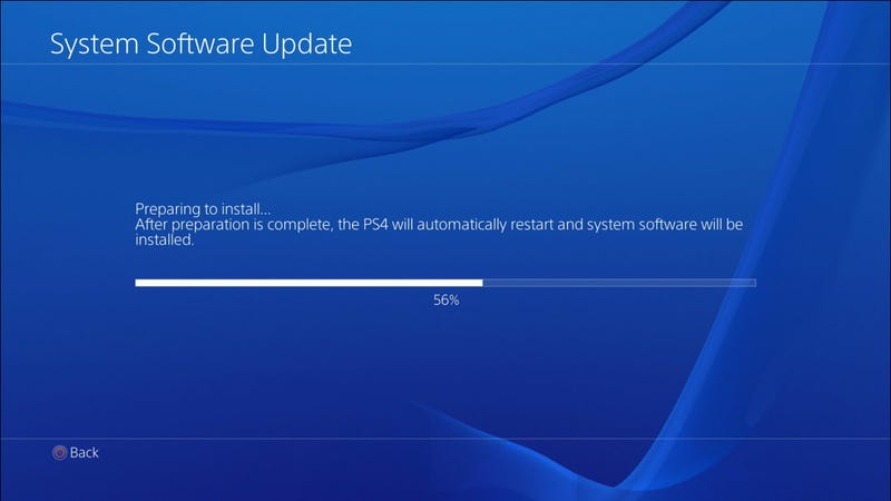 Illustration for article titled Looks Like The PS4 Is Getting Some Cool Software Changes [UPDATE]
