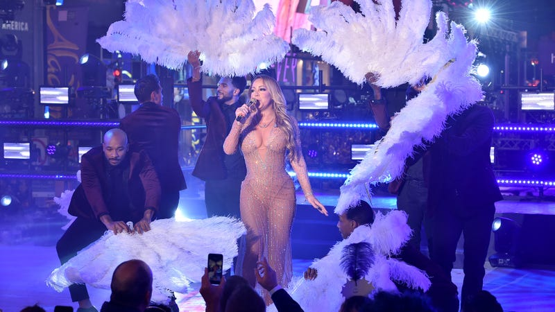 Mariah Carey Will Once Again Perform at ABC's 'New Year's Rockin' Eve'