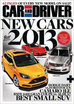 Car And Driver Cadillac Ats - Auto Express
