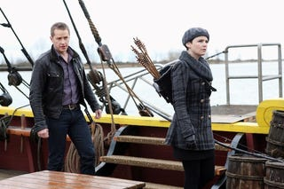 Illustration for article titled Once Upon a Time Episode 2.13 Promo Photos