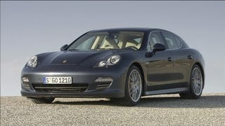 Illustration for article titled Porsche Panamera Gets Engine Start/Stop With Auto-Shifting Double-Clutch