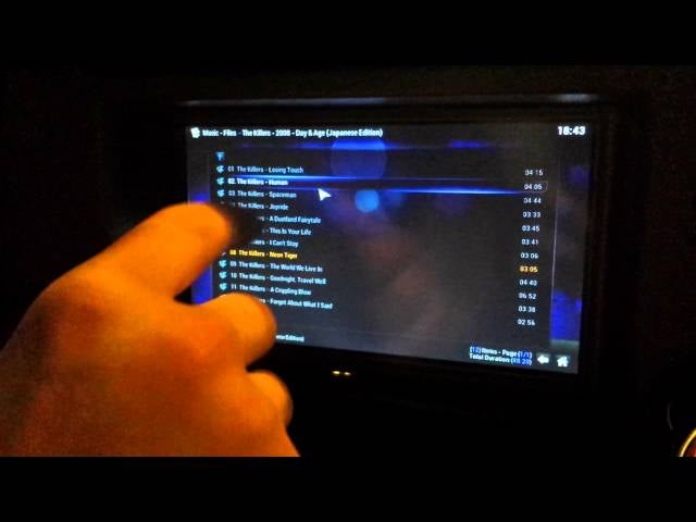 Build Your Own Raspberry Pi and XBMC-Powered Touchscreen Car Computer - 웹