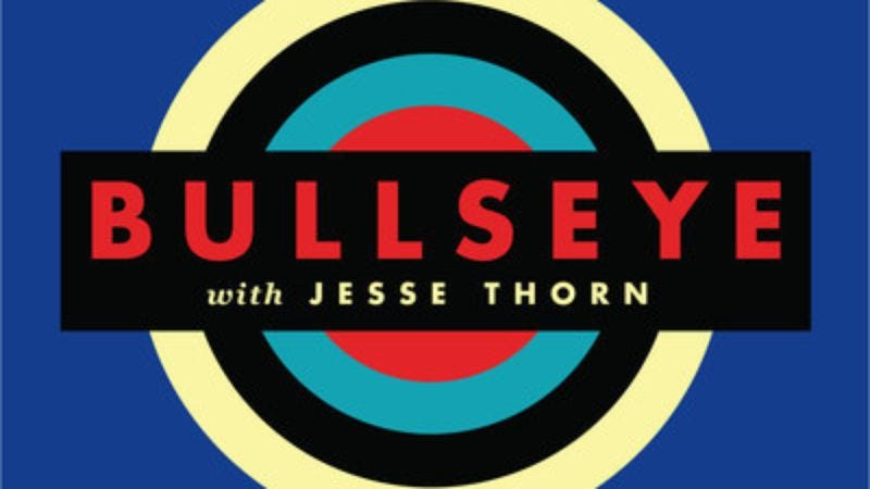 Illustration for article titled MaximumFun's Jesse Thorn is kicking off MaxFunWeek with a live Bullseye in Los Angeles