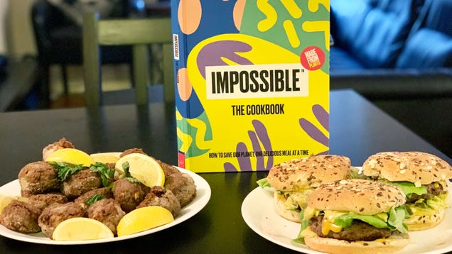 How to Take Impossible Burgers to the Next Level When You're Stuck at Home