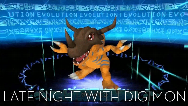 The Up-All-Night Stream Plays Digimon World: Next 0rder