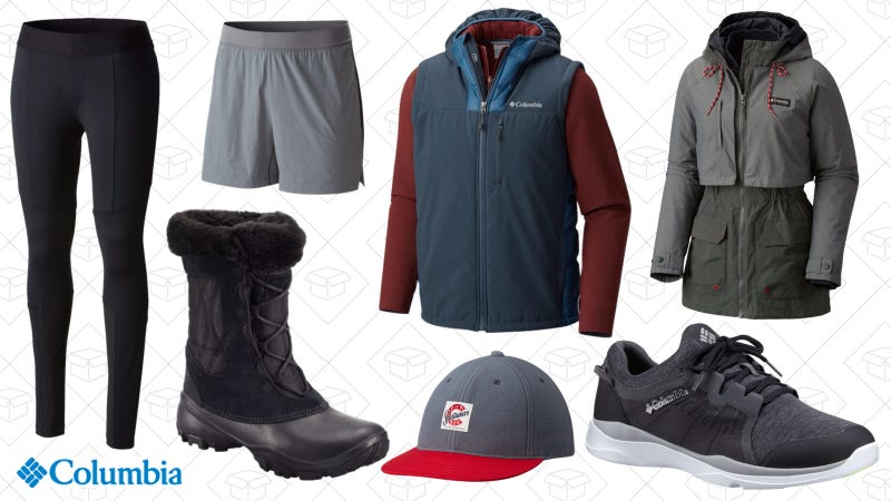 35% off select styles | Columbia