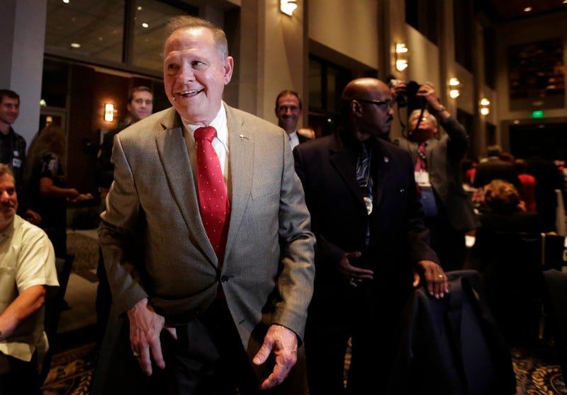 Roy Moore (Brynn Anderson, File/AP Images)