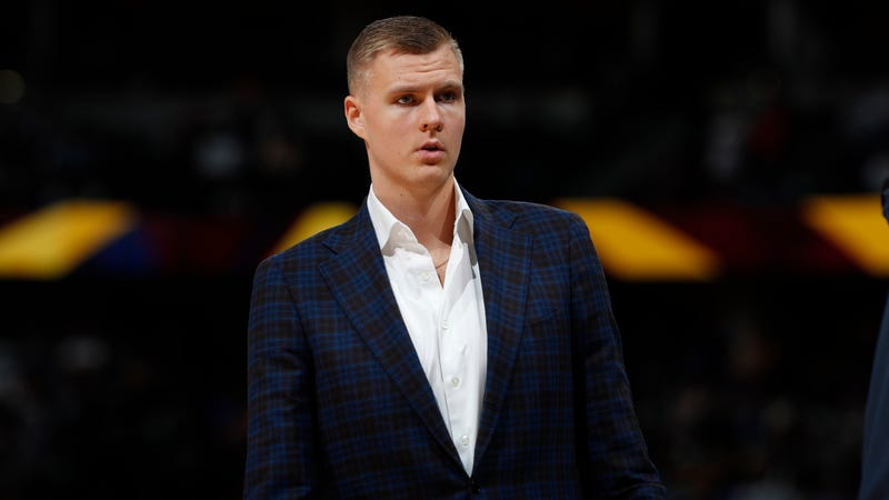 Illustration for article titled Report: NYPD Investigating Kristaps Porzingis After Rape Accusation