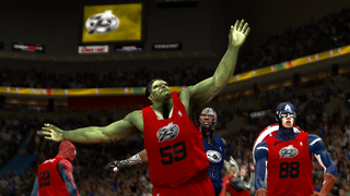 Illustration for article titled NBA 2K14 Mod Replaces Everyone With Superheroes