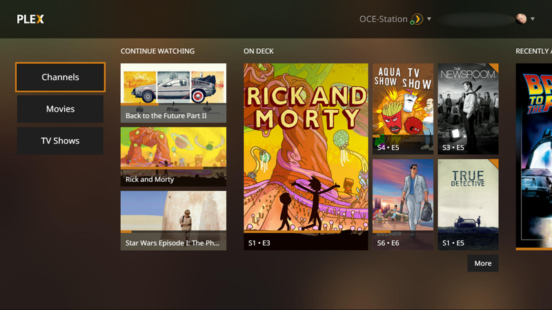 Plex Media Player Replaces Plex Home Theater, Looks Awesome
