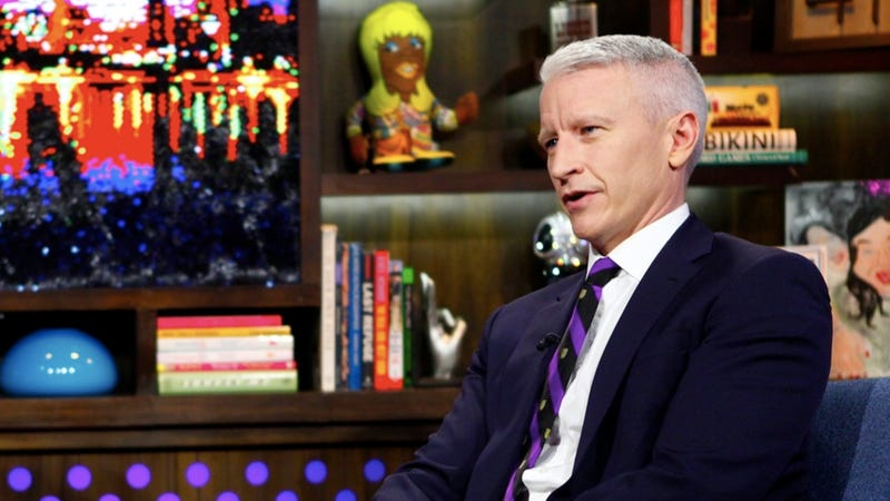 Illustration for article titled Anderson Cooper Pulling Dazed Viewers from the Oprah Diaspora