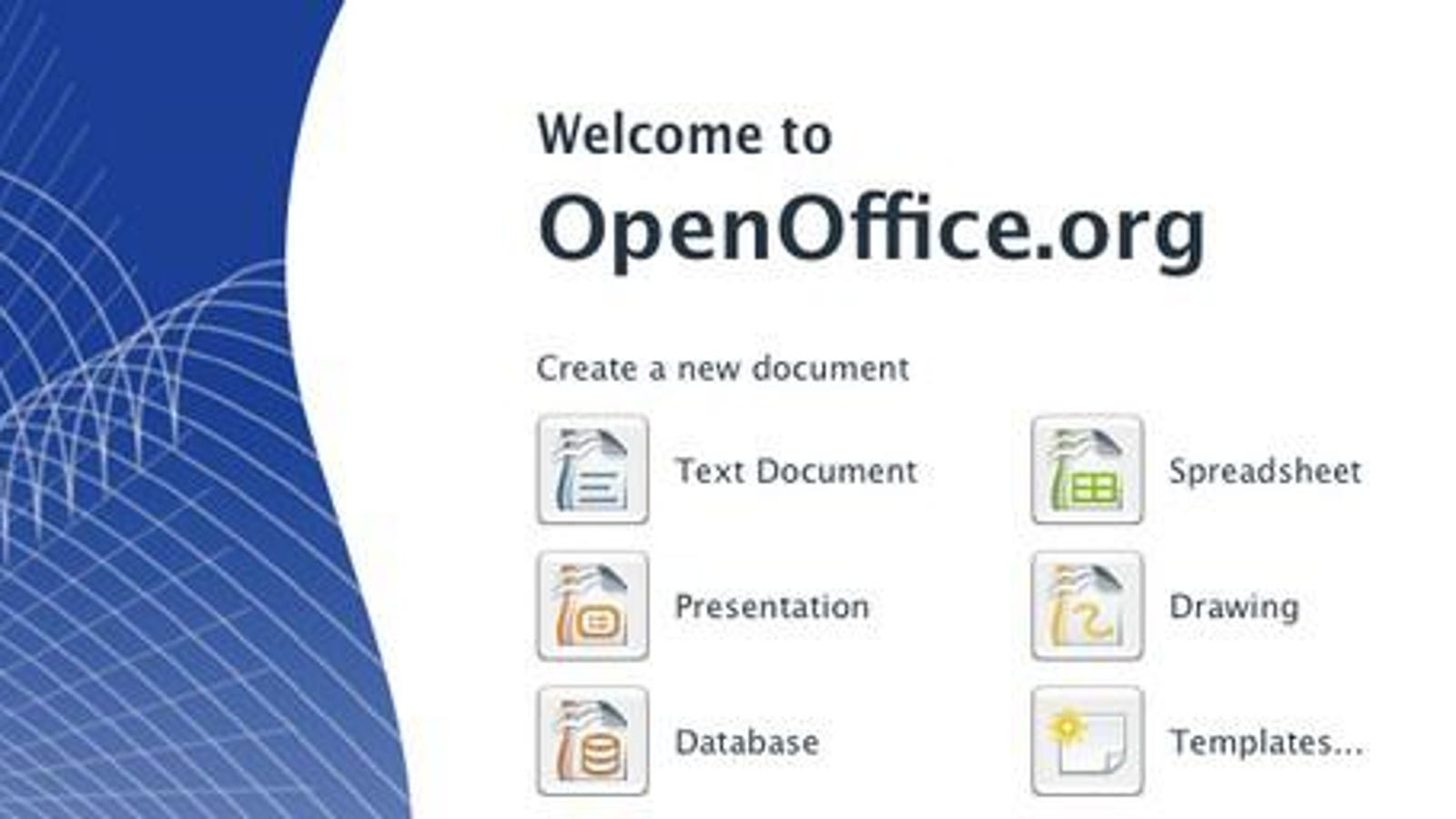 A First Look At Openoffice 30
