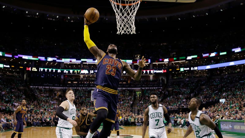 Celtics find motivation in East finals loss to Cavaliers