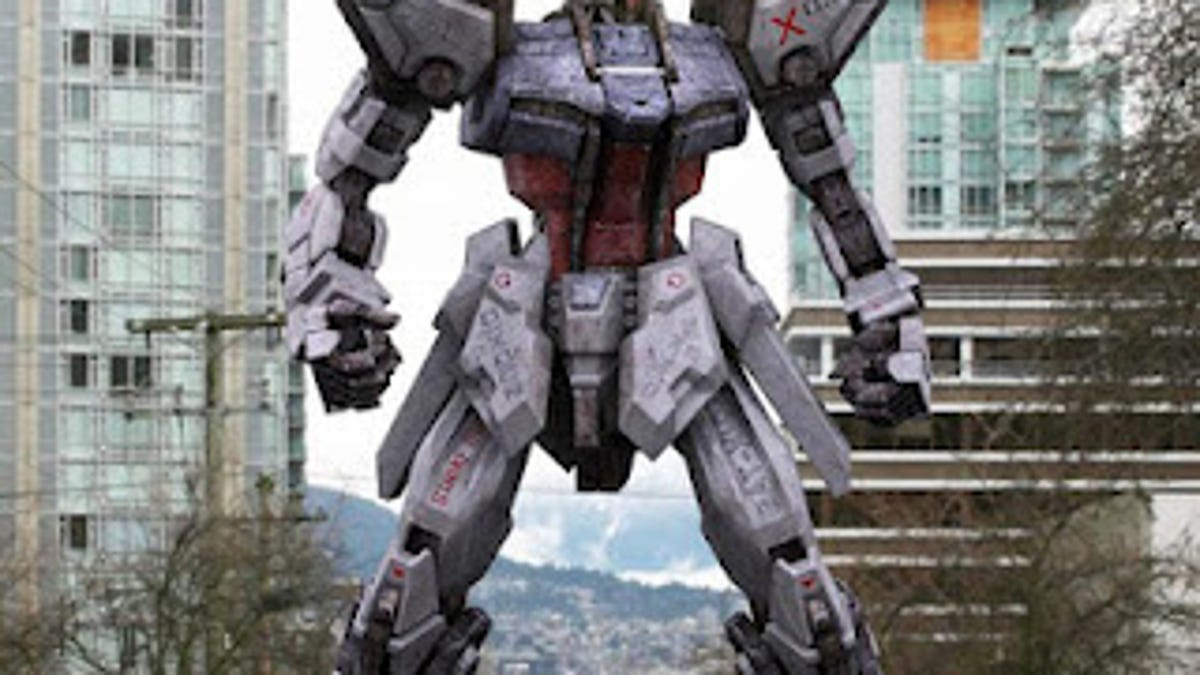 Could We Actually Build A Robot The Size Of Pacific Rim S Massive