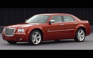 DUB Edition Chrysler 300 and Dodge Charger, Please Make It Stop