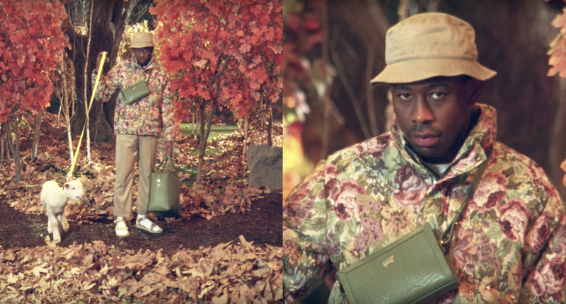 Illustration for article titled Forest, But Make It Fashion: Tyler, The Creator Debuts His Latest GOLF Collection