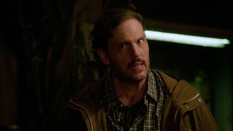Illustration for article titled Grimm's Silas Weir Mitchell went from bit player to scene stealer