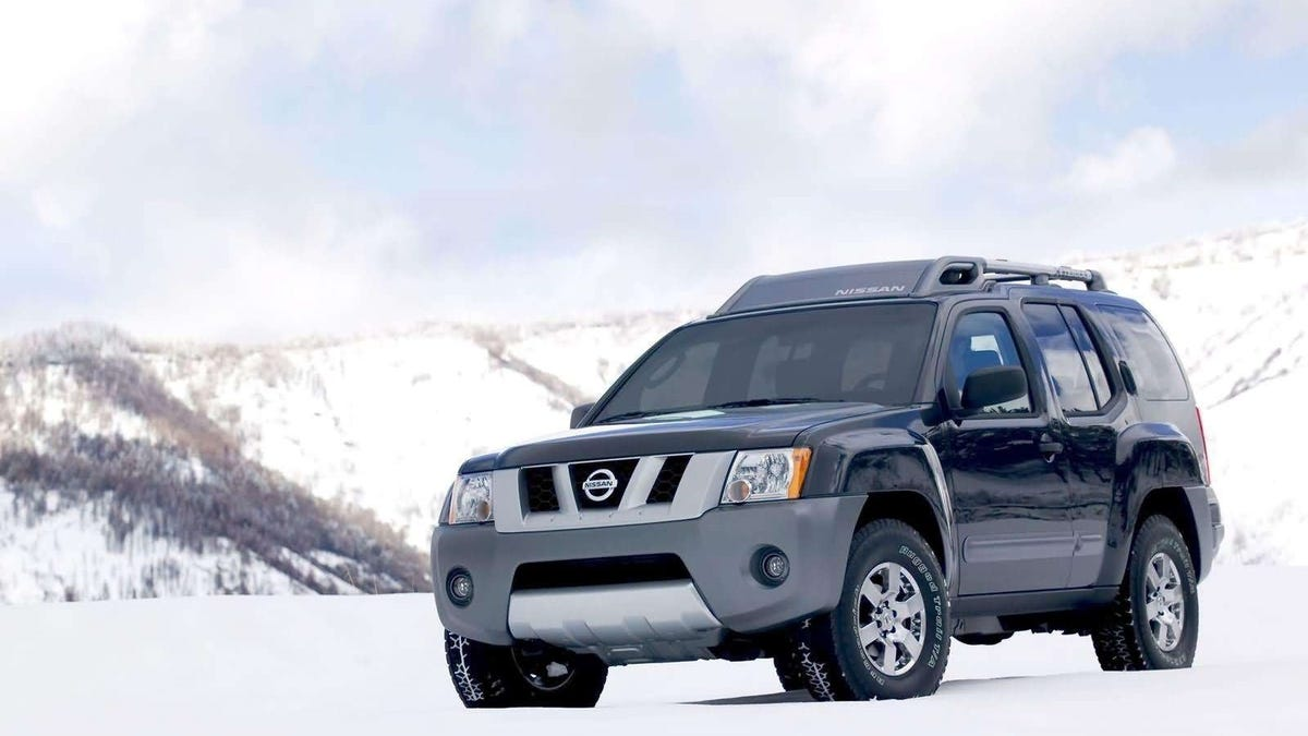 Sure Hope Nissan Sells Us This New Truck-Based SUV