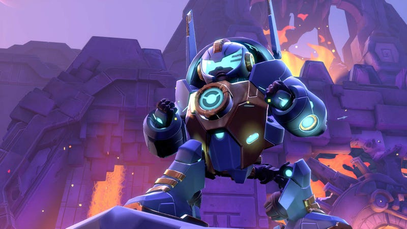 Illustration for article titled Battleborn's Latest Hero Has A Cool Origin Story