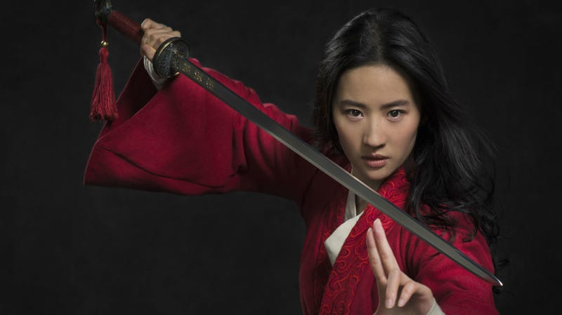 Your first look at Liu Yifei as Disney's live-action Mulan.
