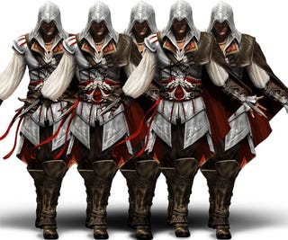 Illustration for article titled The Next Assassin's Creed Features Online Multiplayer [UPDATE]