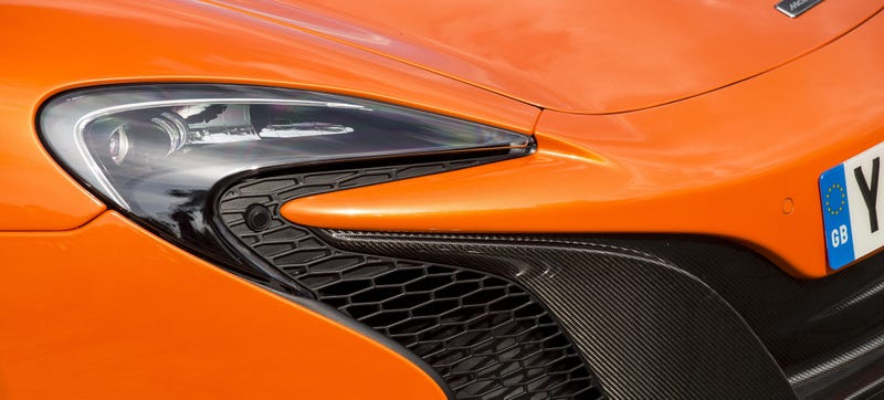 Illustration for article titled McLaren's 911 Turbo Fighting 'P13' Will Be A Slower 650S