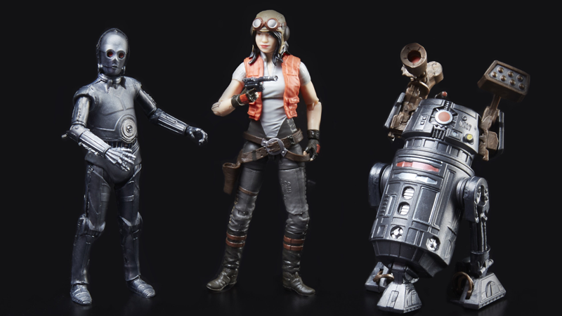 Dr. Aphra and her droid friends are coming to Comic-Con!