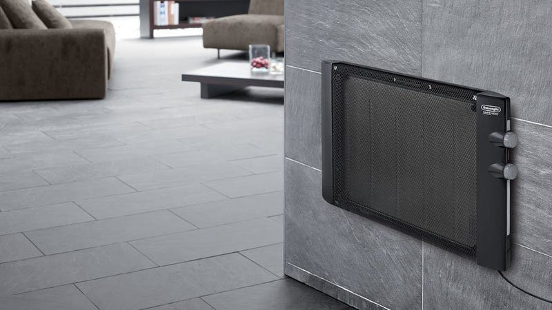 DeLonghi Mica Panel Heater | $68 | Amazon