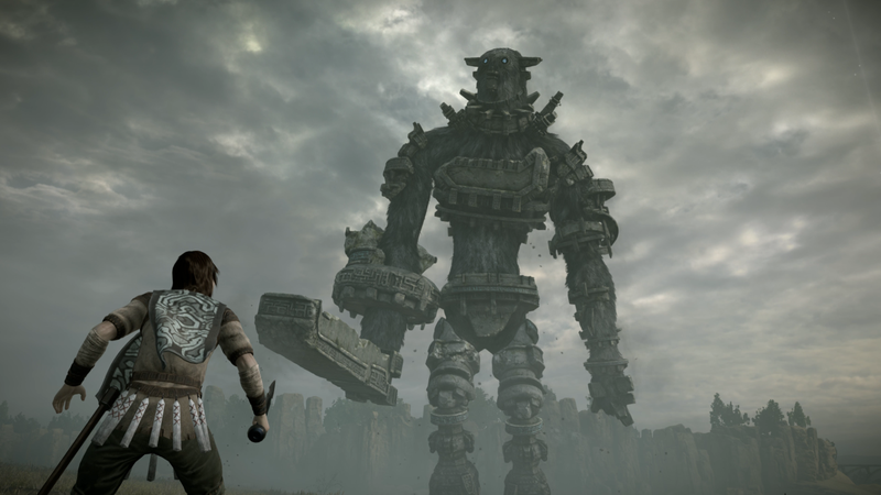 Illustration for article titled Shadow Of The Colossus Players Solve The Remake's Big Mystery