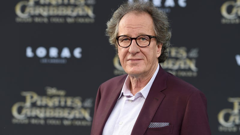 Illustration for article titled Geoffrey Rush Is 'Barely Eating' After Misconduct Allegations