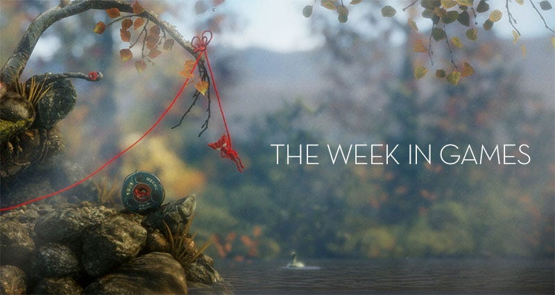 Illustration for article titled The Week In Games: Spinning A Yarny