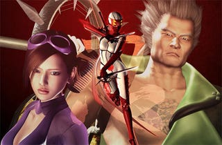 Illustration for article titled Sony Goes Trademark Crazy With Legend Of Kunoichi, Smashbreak & More