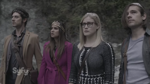 the magicians is going full game of narnia in season 2