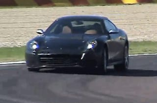 Illustration for article titled Ferrari GT Flagship Will Break Like the Wind