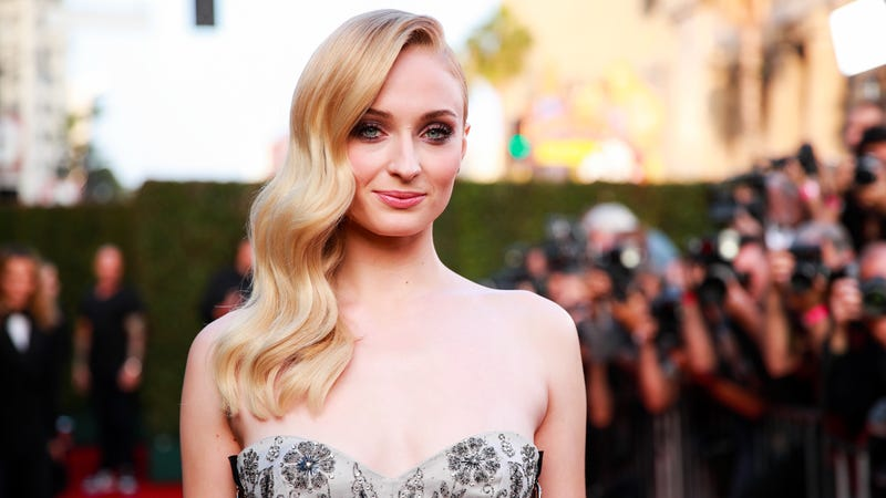Sophie Turner Has Bested Mariah Carey to Win the Bottle Cap Challenge
