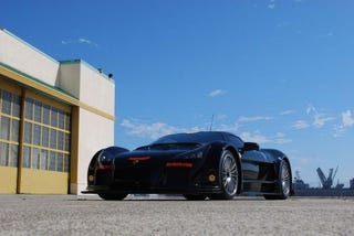 Illustration for article titled 2008 Gumpert Apollo Type S
