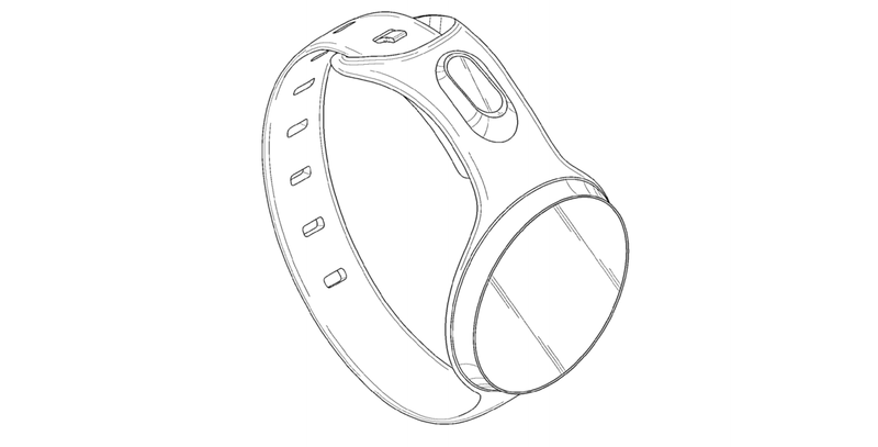 Illustration for article titled Looks Like Samsung's Working on a Round Smartwatch Too