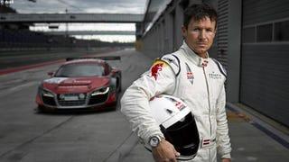 Illustration for article titled Space Jumper Felix Baumgartner To Race Audi R8 LMS At Nürburgring 24