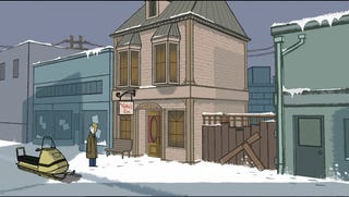 Illustration for article titled 'Nelson Tethers' Could Be Gaming's Fargo, A Wintry Black Comedy