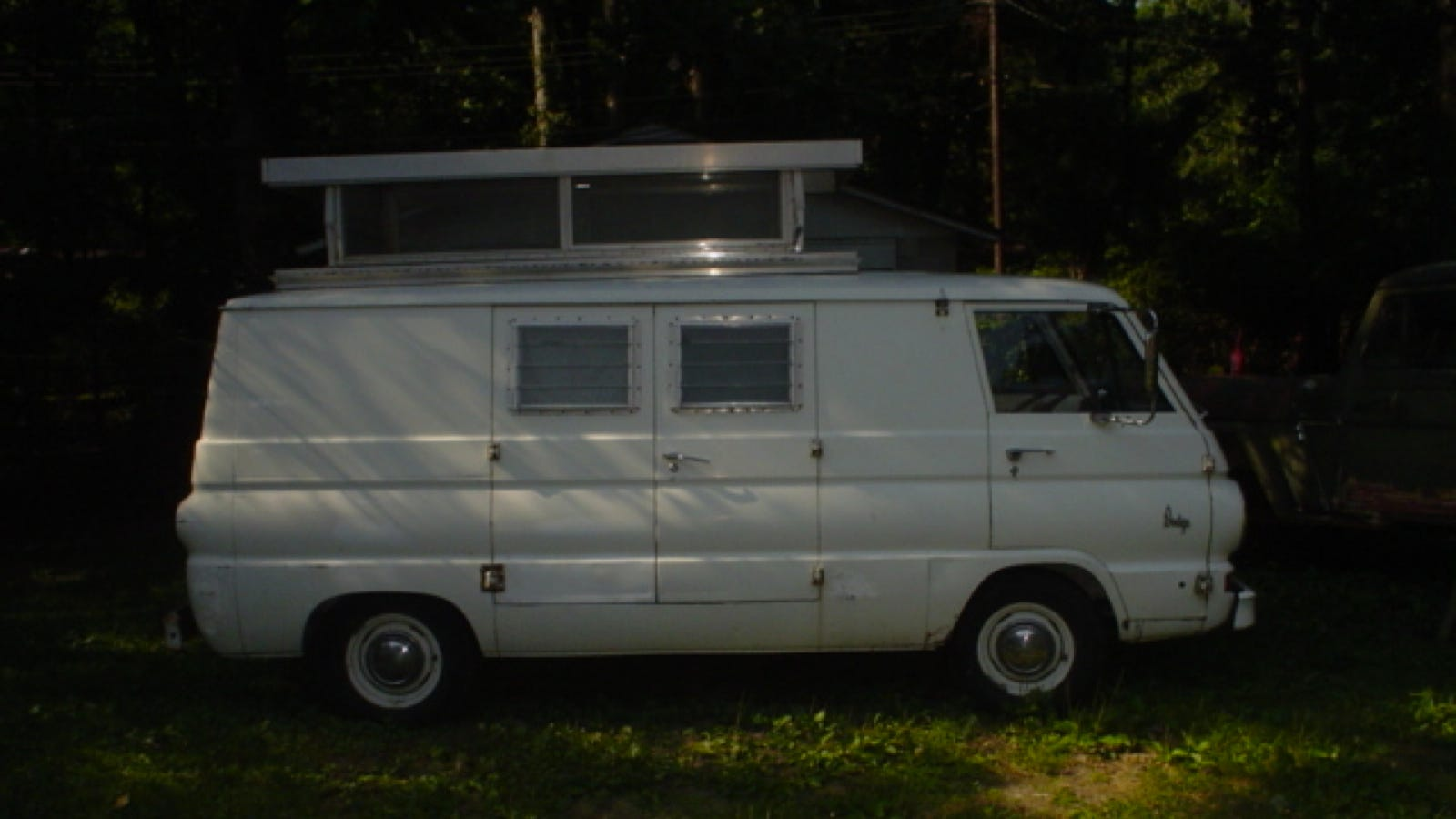used car face off campers that didn 39 t start as volkswagens. Black Bedroom Furniture Sets. Home Design Ideas