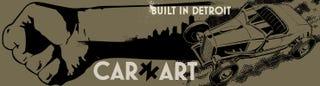 Illustration for article titled Keven Carter aka Car-N-Art