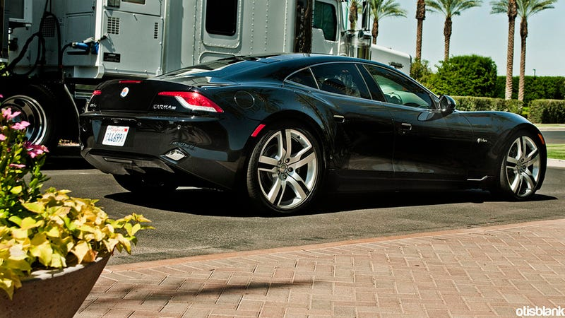 Illustration for article titled Fisker Recalls Karma Over Fire-Prone Hose Clamps, Again